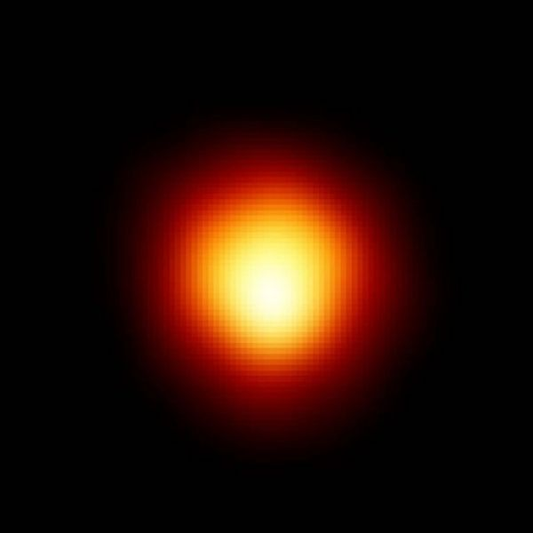 Supergéante rouge Betelgeuse